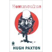 The Cover Of Hugh Paxton's Horror Novel Homunculus
