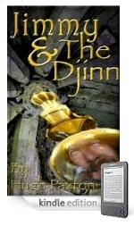 Hugh Paxton's Jimmy and The Djinn now on Kindle