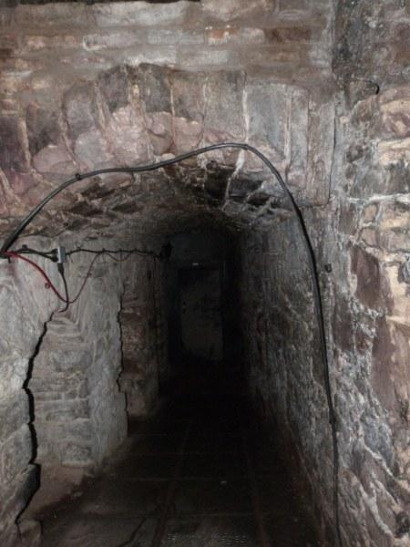 Edinburgh Underground Hugh Paxton S Blog